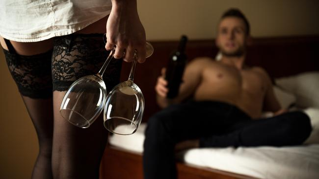 Can wine help your sex life?